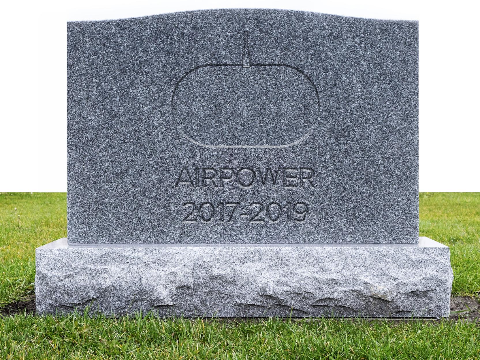 [Перевод] Что в итоге убило AirPower