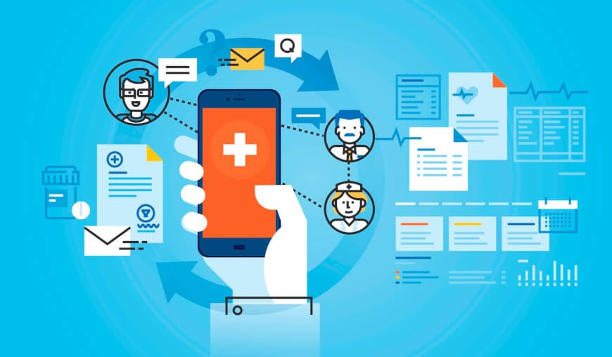 Top 20 Apps that a Healthcare Provider can't Miss / Habr