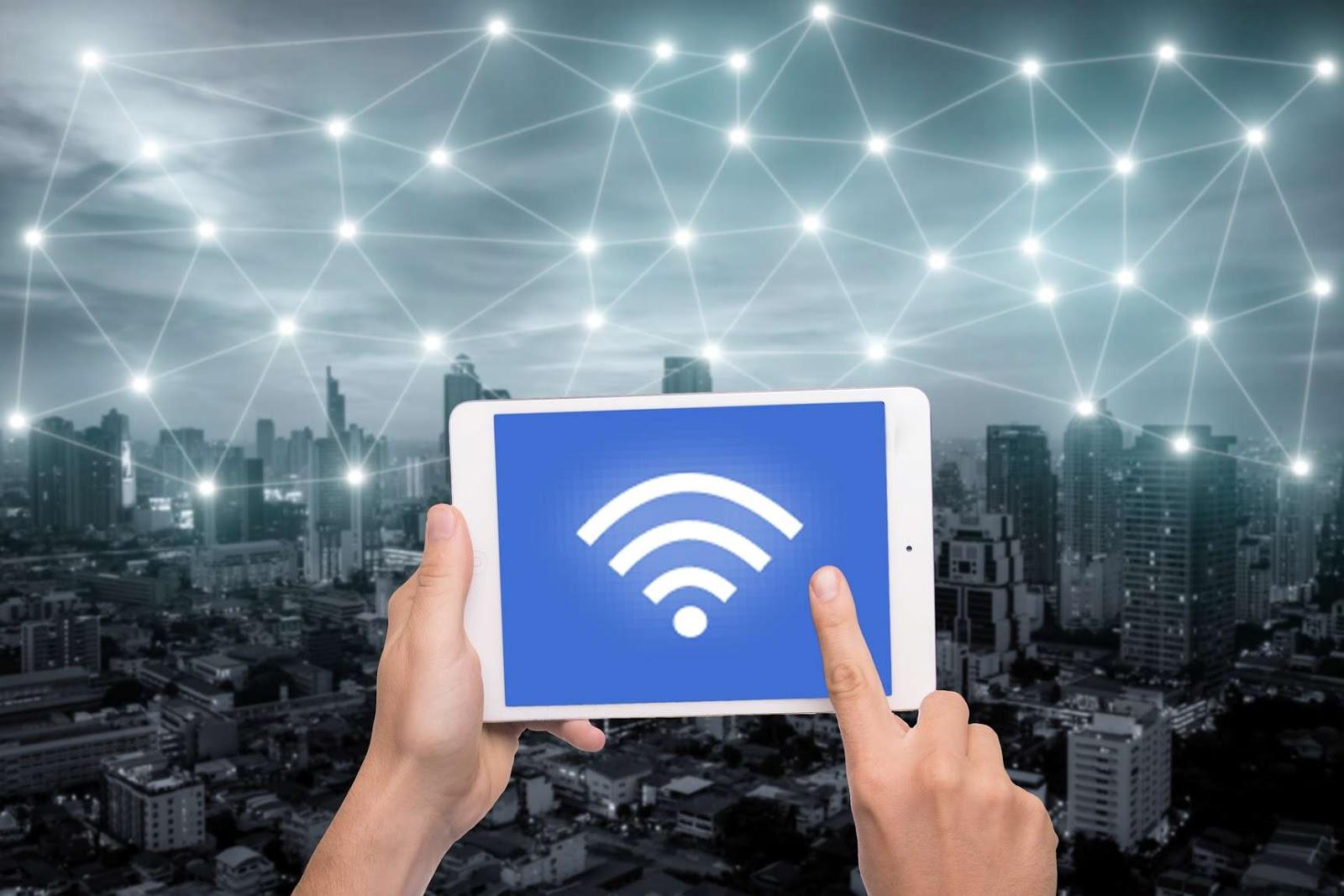 Обзор функционала Wi-Fi радиомоделирования в Intangi Iris
