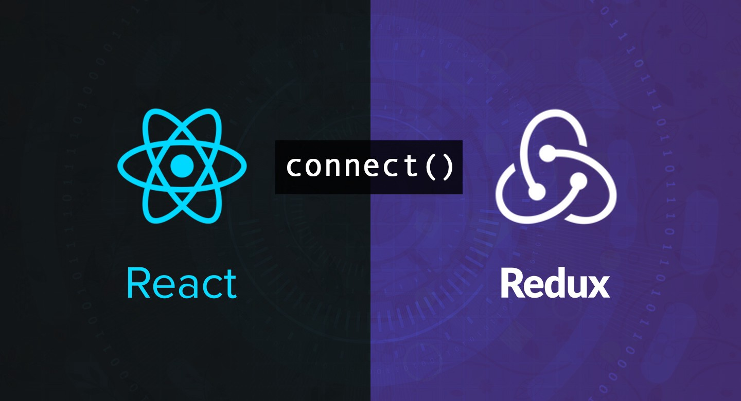 Using the connect () function from the react-redux package