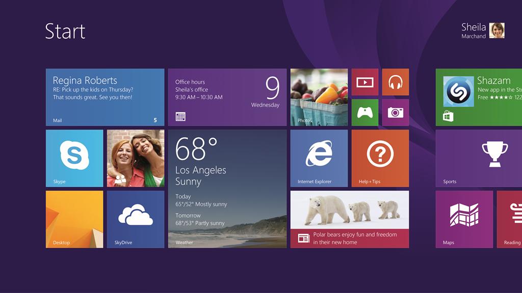 Windows 8.1 и Visual Studio 2013 доступны для скачивания
