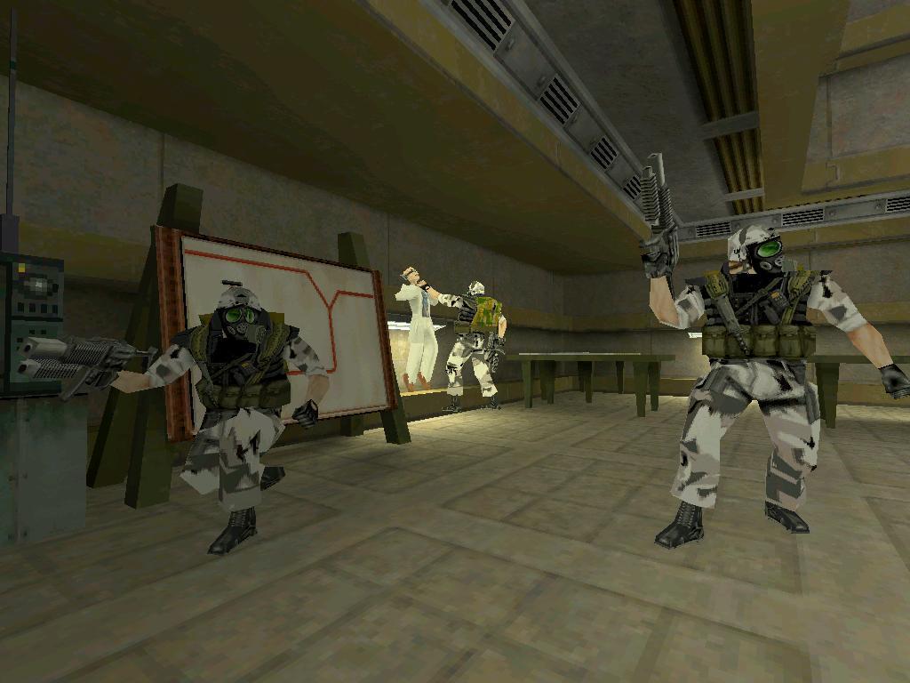 [Перевод] Искусственный интеллект Half-Life SDK: ретроспектива