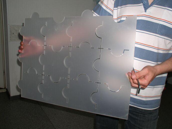 Экран на стену своими руками