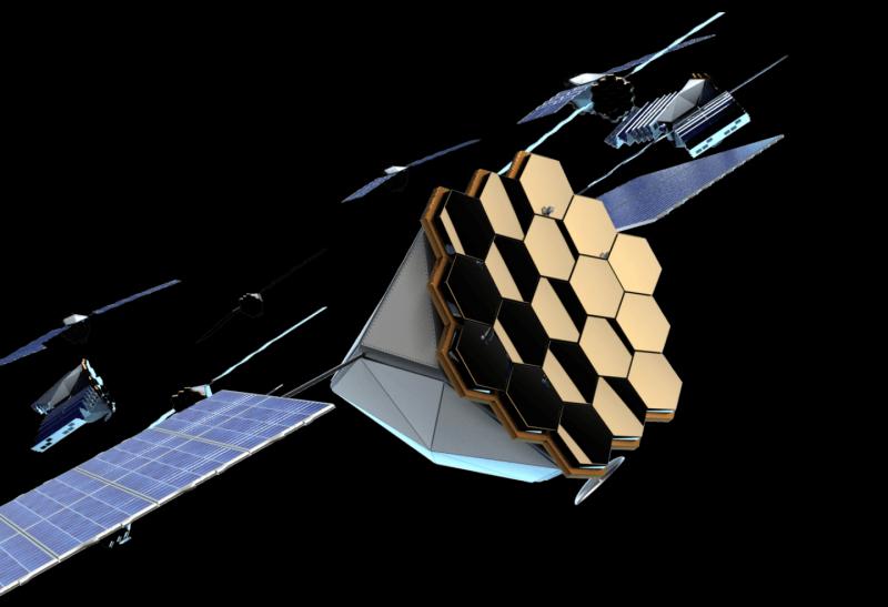 Компания LyteLoop Technologies разрабатывает технологию хранения данных на борту орбитальных спутников