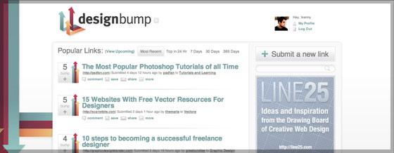Азбука web разработчика Хабрахабр А такие ресурсы как design bump и design moo имеют социальный аспект голосования как в digg однако полностью сосредоточены на веб дизайне и разработке