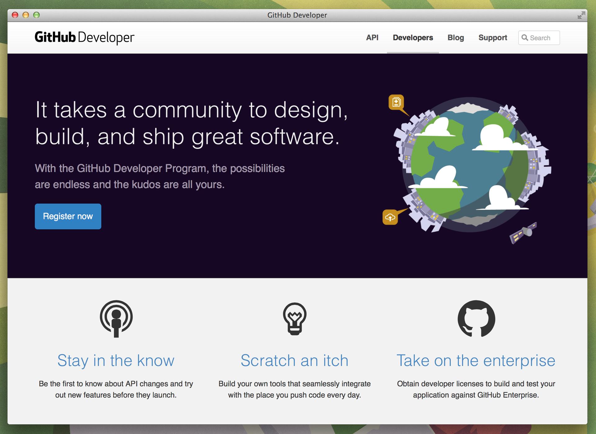 devdocs github developer programming