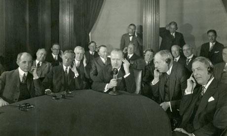 Первый трансатлантический звонок (7 января 1927)