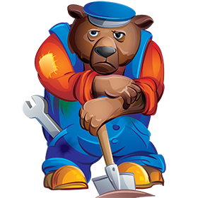 Пернатск :: Медведь Хобба