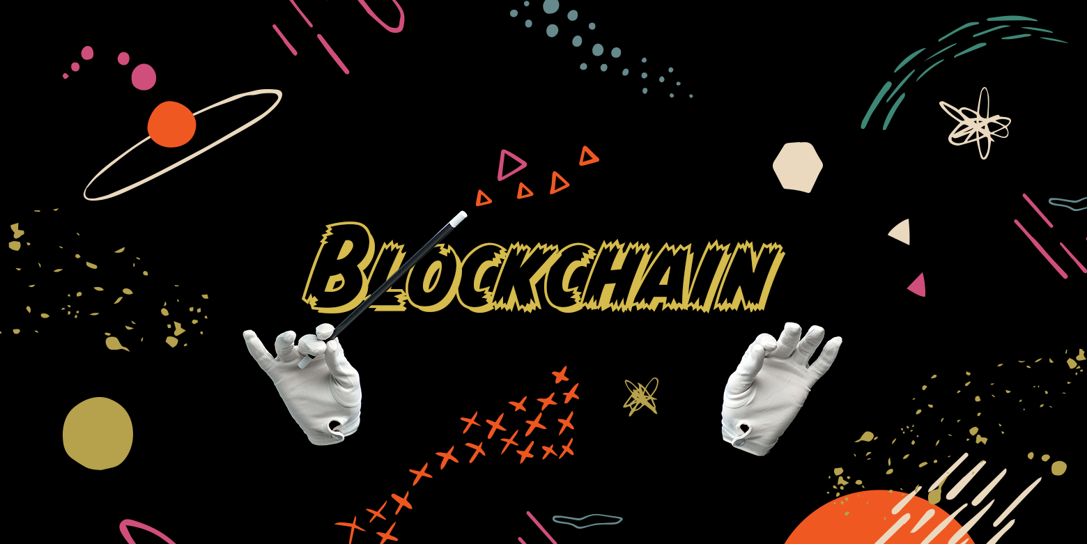 Магия слова «блокчейн» и другие материалы в нашей подборке