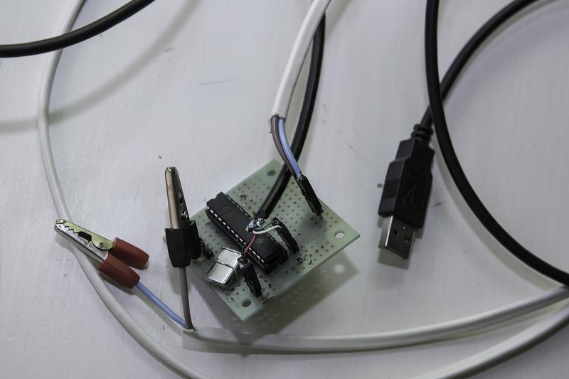 USB счетчик электроэнергии постоянного тока