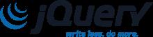 [jQuery logo]