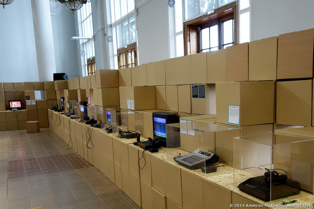 Игровая станция МКИ: выставка игровых приставок на ВДНХ, где почти все можно потрогать