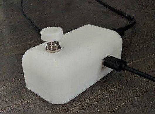[Перевод] USB-педаль для переключения между компьютерами