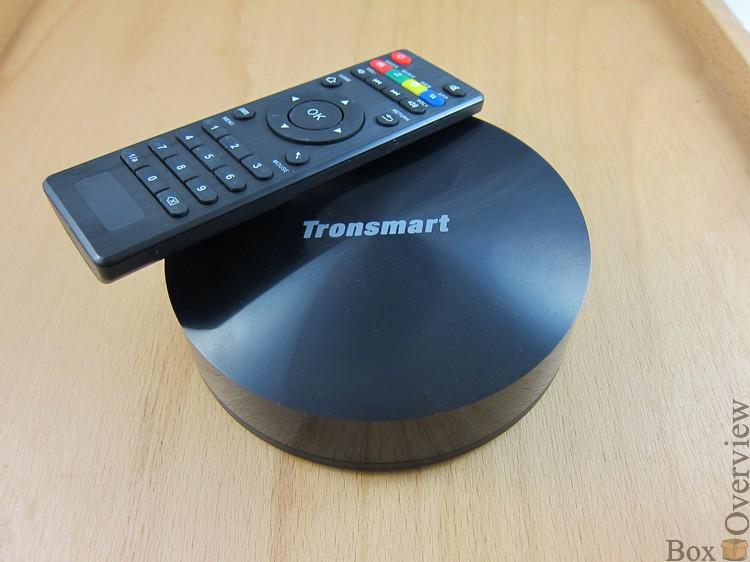 Tronsmart Vega S89 — медиаплеер с 8-ядерным видеоускорителем Mali 450