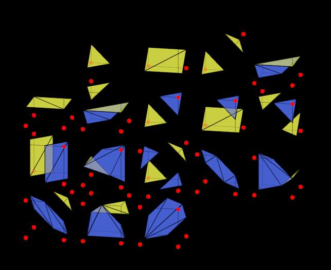 Creation of destructible mesh