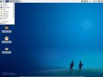 Calculate Linux Desktop XFCE