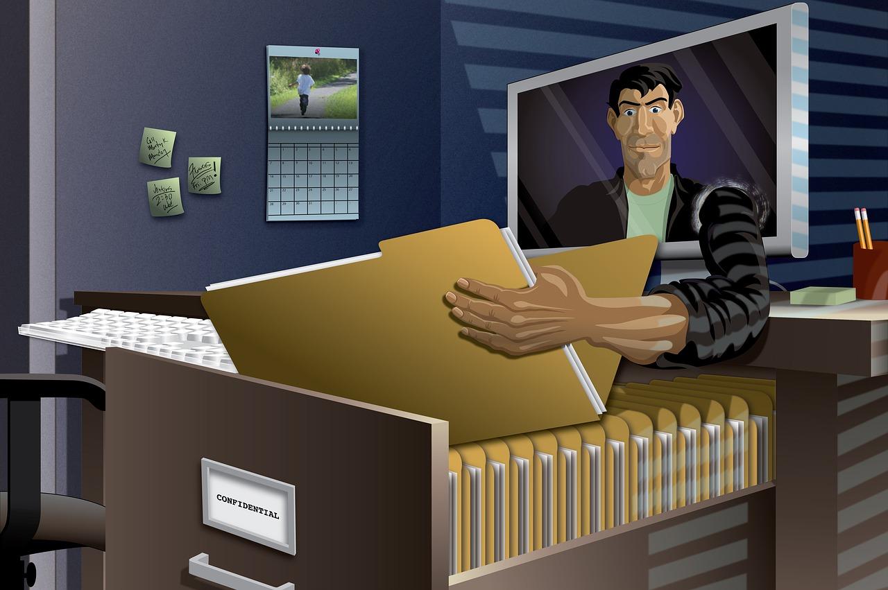 Нужно ли беречь данные от сотрудников