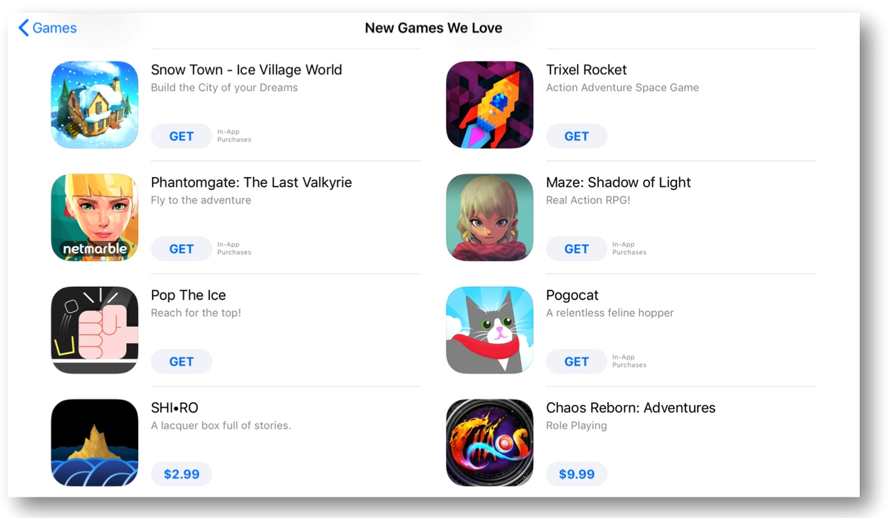 Learning from mistakes: optimizing apps in the App Store and Google Play