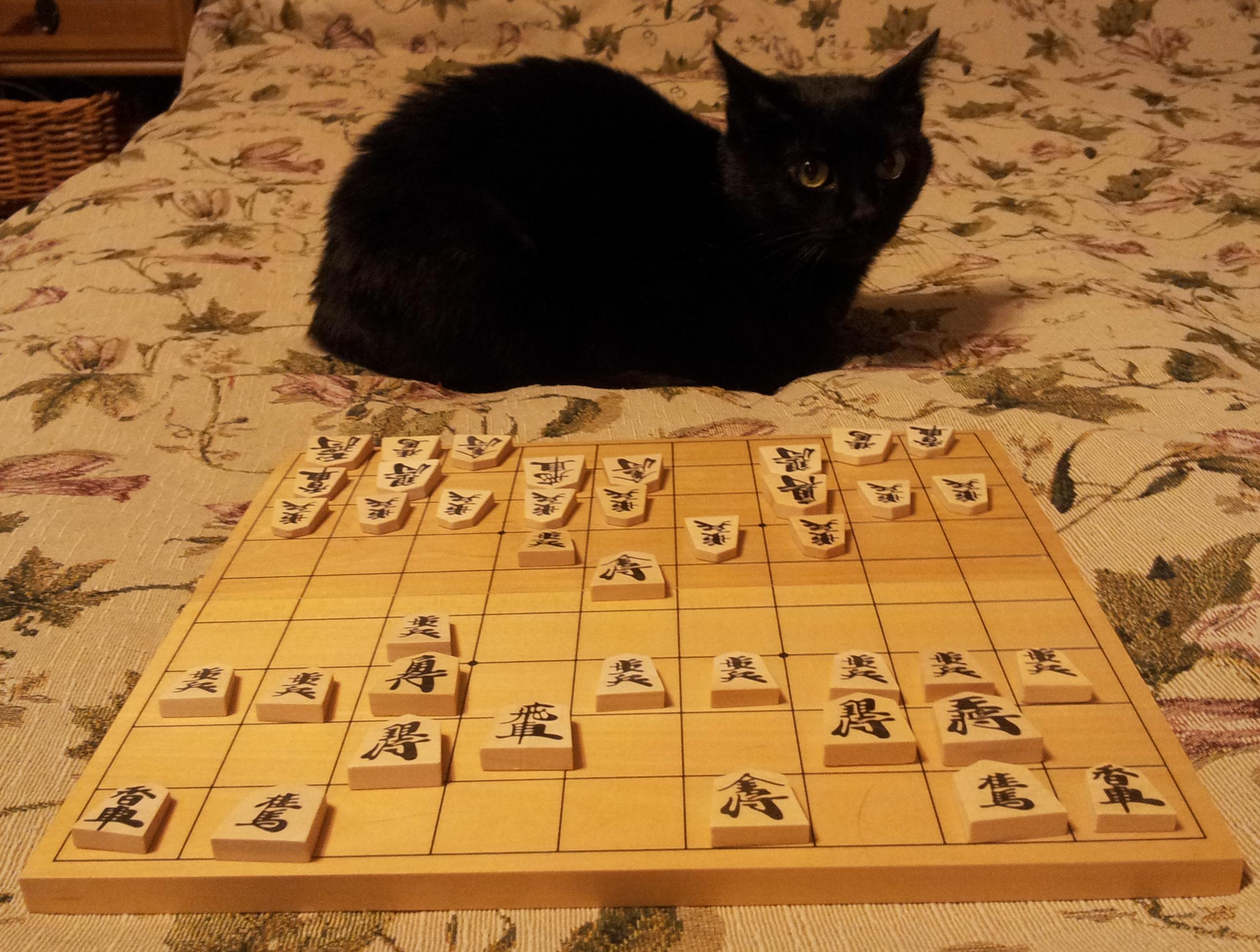 Применение машинного обучения в построении ИИ для игры в японские шахматы (сёги)
