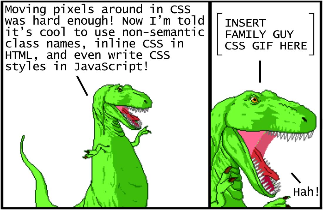 [Перевод] Современный CSS для динозавров