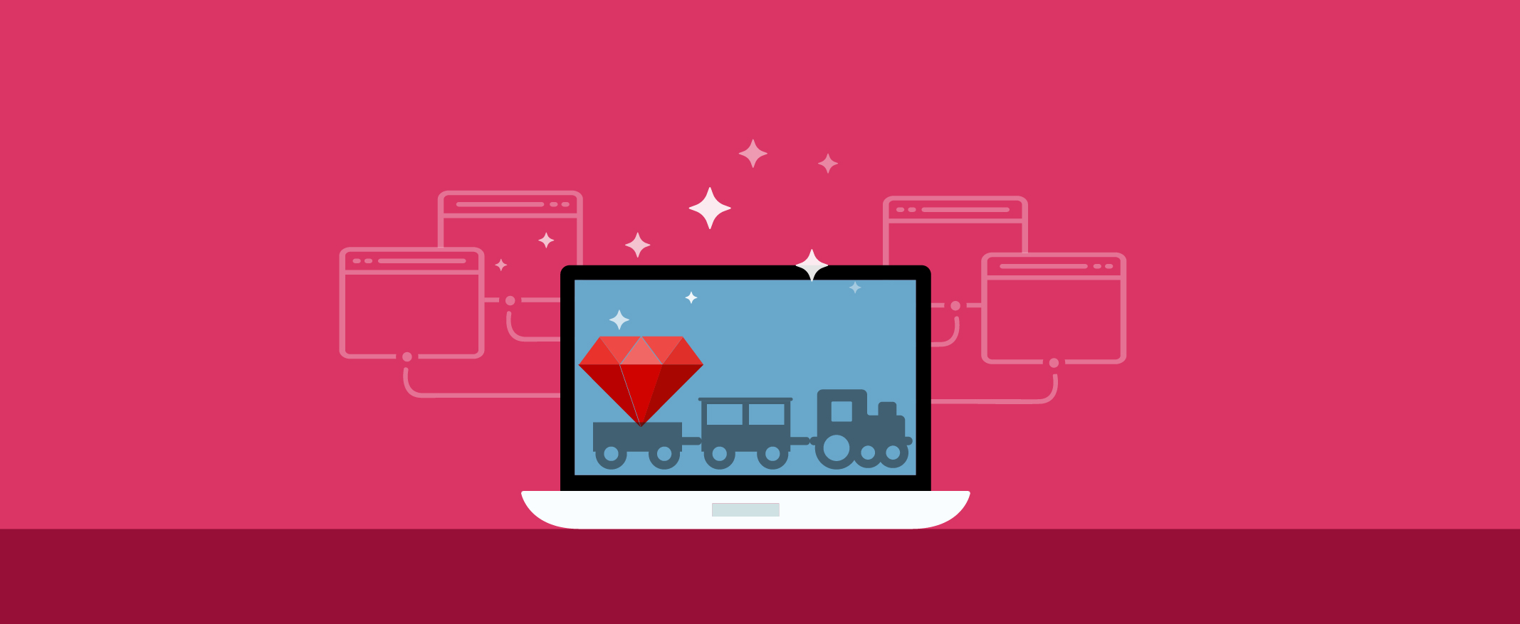 How to deploy the Ruby on Rails application with HAProxy Ingress, unicorn /puma, and