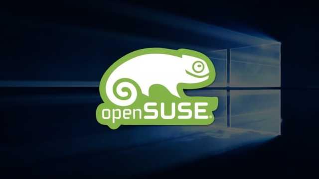 Пользователи Windows получили возможность работать с openSUSE (и Arch Linux)