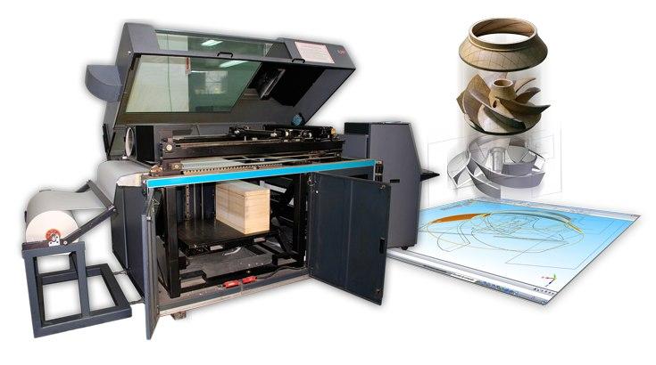 Классификация 3D принтеров (7 технологий 3D печати)