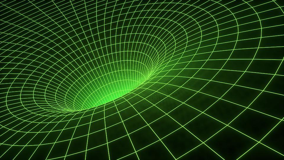 Перевод Спросите Итана пространство-время  реальная сущность или просто концепция?