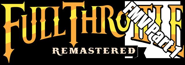 The Full Throttle Remastered logo