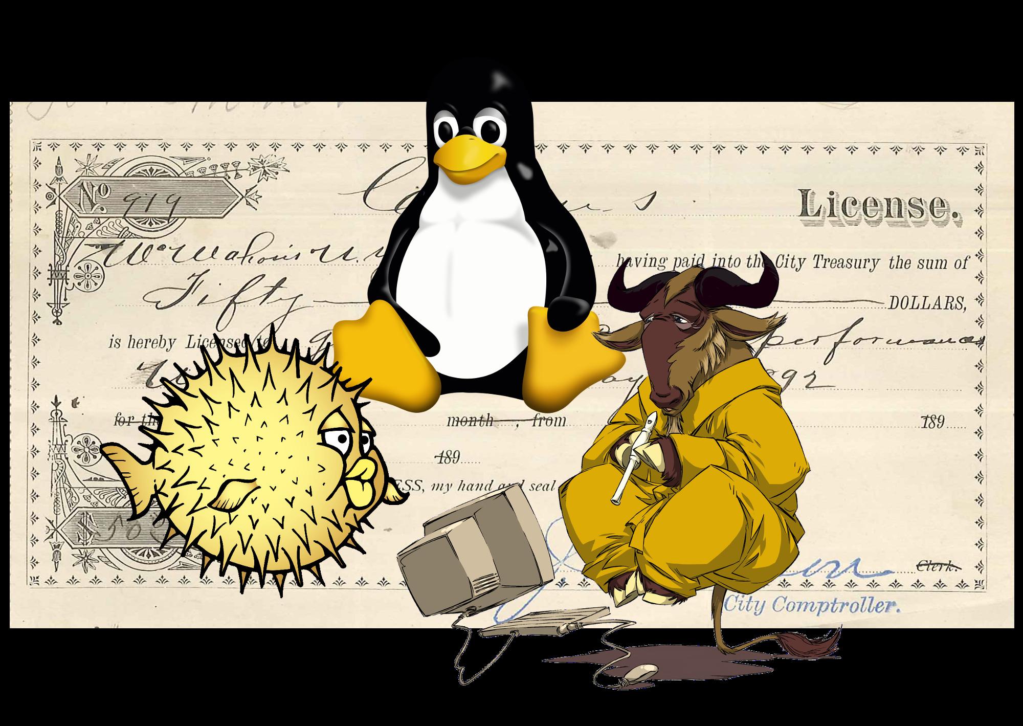 Software Freedom Conservancy мы подаем иск против нарушителей лицензии GPL