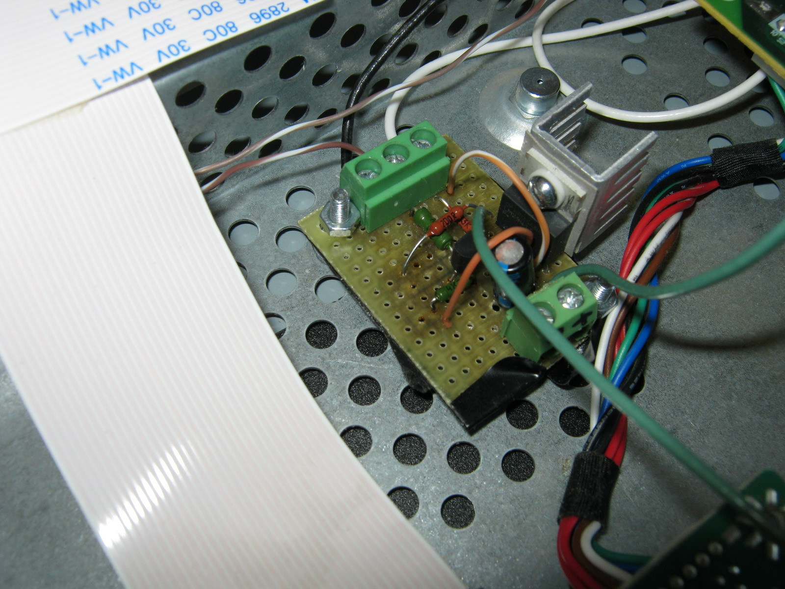LED подсветка монитора своими руками