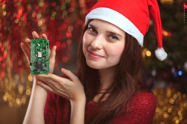 Новогоднее тестирование Wiren Board