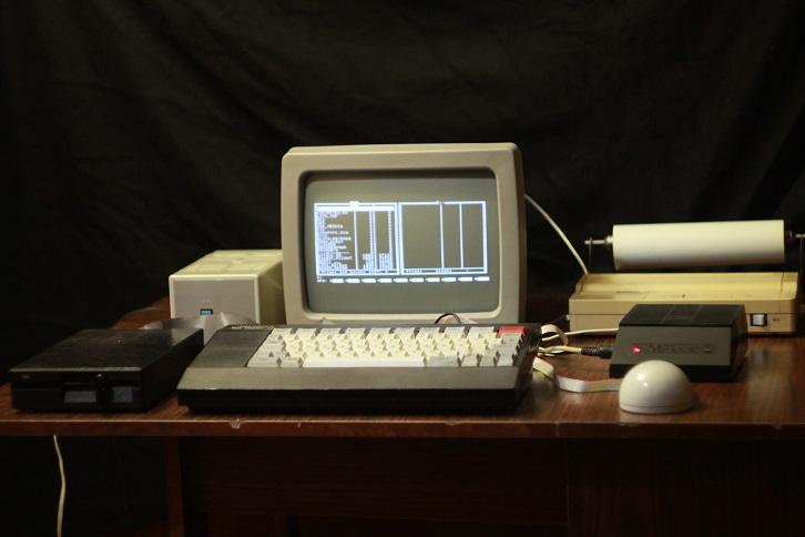 Электроника БК-0010-01 в