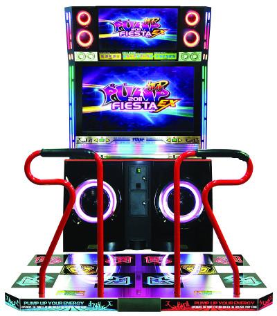 Игровые автоматы pump it up играть сейчас игровые автоматы бесплатно без регистраций новинки
