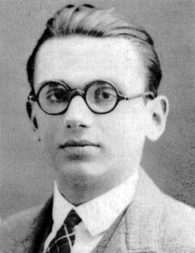 1925 kurt gdel