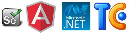 Автоматизация приемочного тестирования Selenium + .NET Web Api + AngularJs
