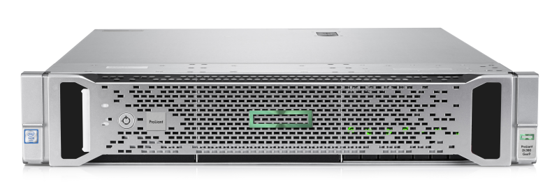 New Year's event on the HPE ProLiant Gen9 servers