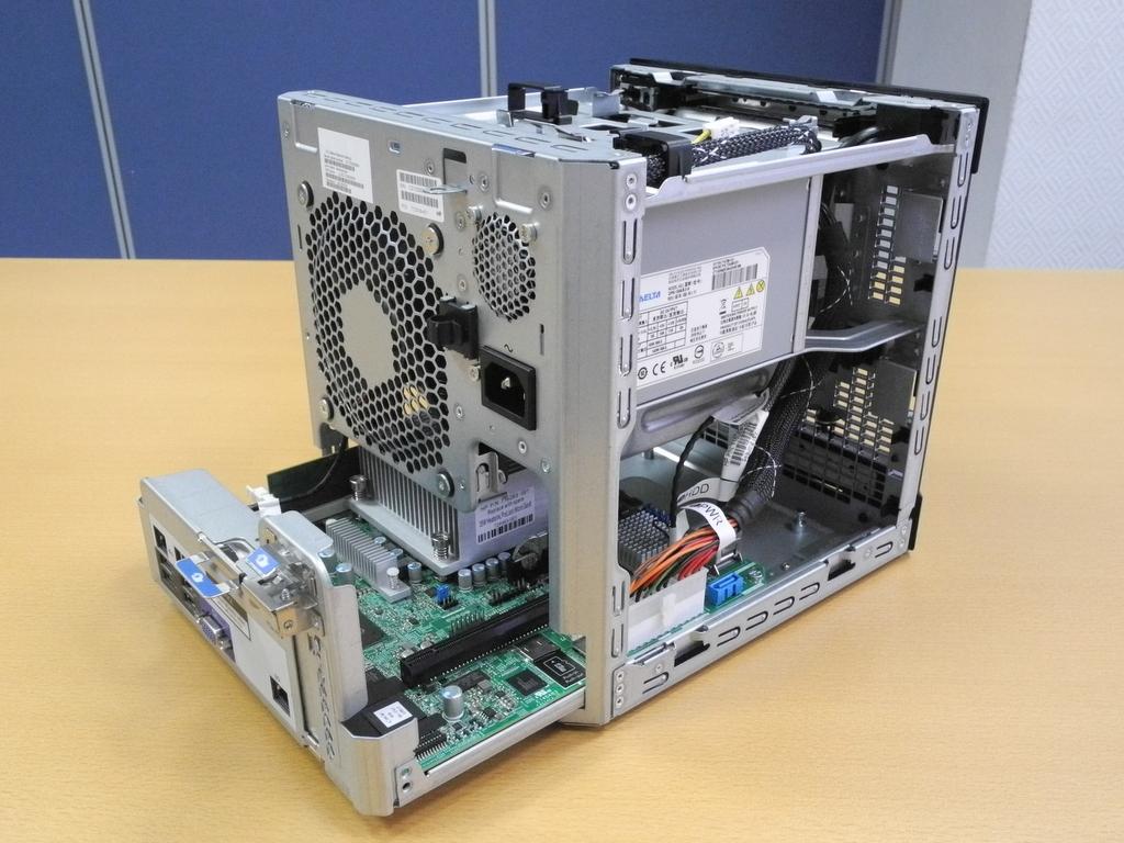 NAS] Monte sua propria NAS - Hp Microserver Rodando a NAS +