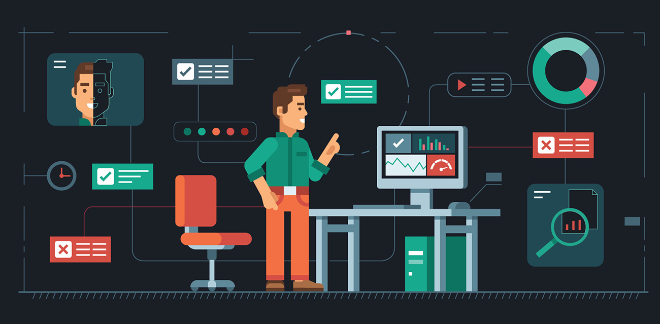 How did we develop the corporate image style of Kaspersky Lab