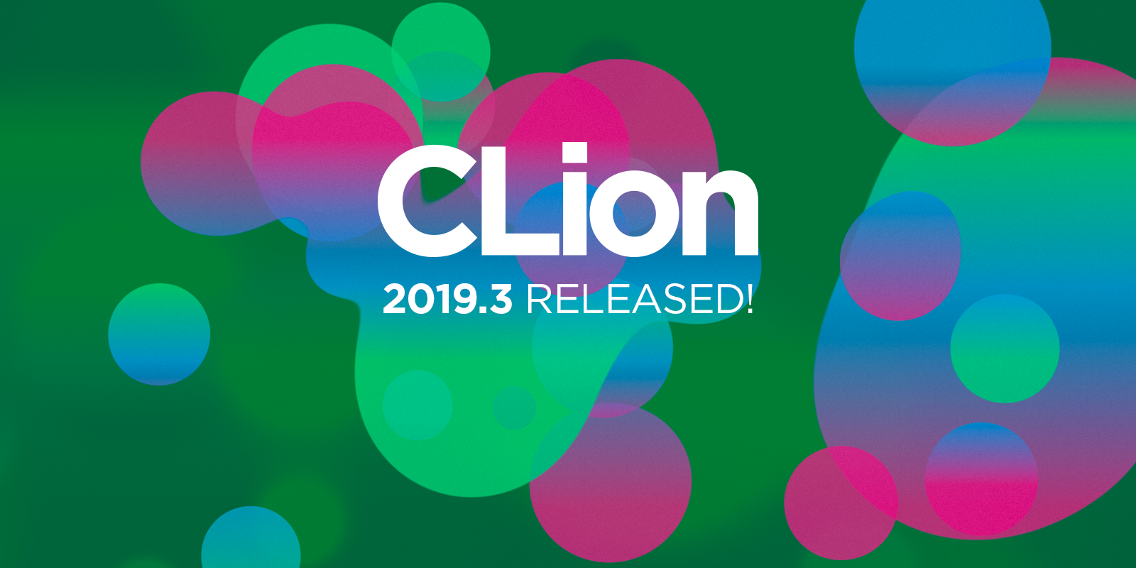 CLion release
