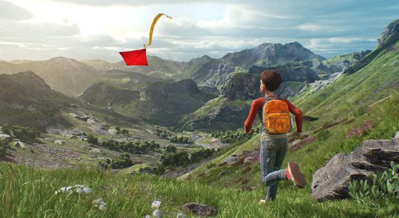 Unreal Engine — теперь бесплатный