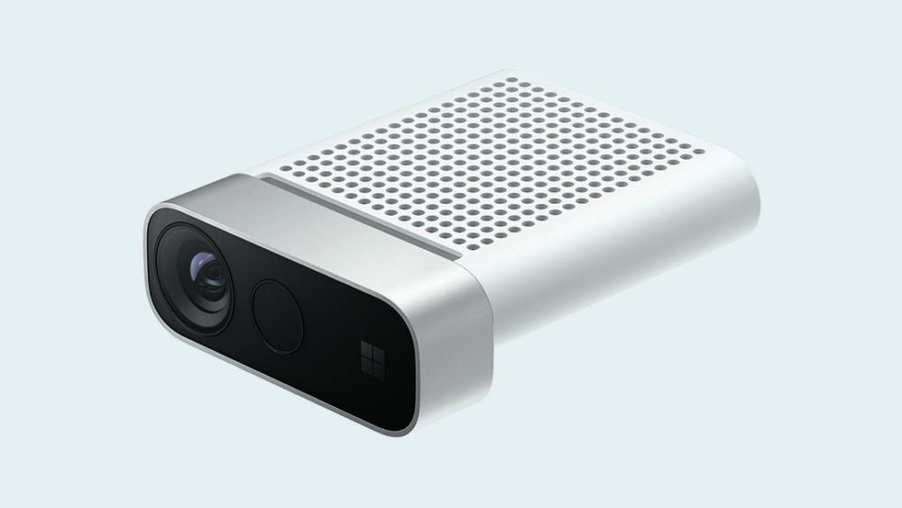 Azure Kinect DK – это комплект разработчика с продвинутыми ИИ-сенсорами для работы с компьютерным зрением и распознаванием речи.