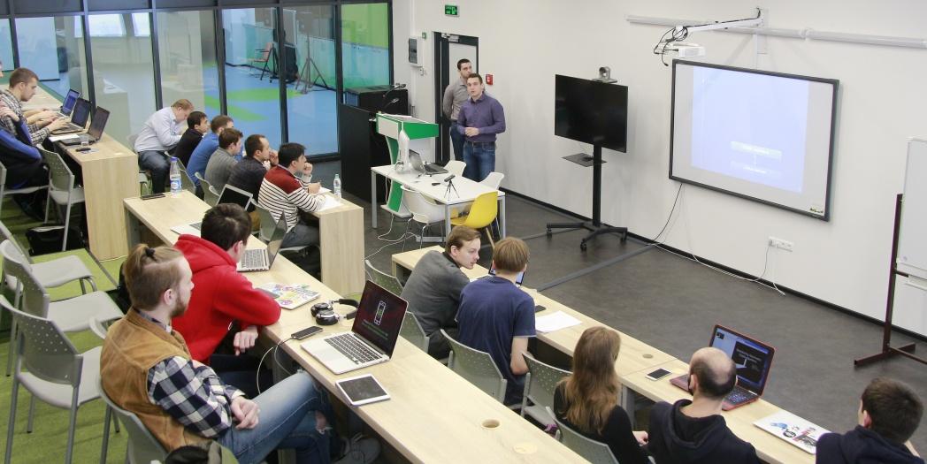Файловое хранилище в соцсети и другие проекты студентов Университета Иннополис