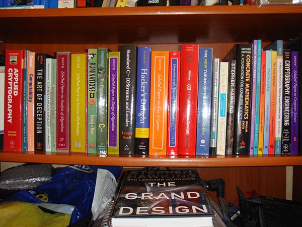 Мой топ-100 книг по Программированию, Компьютерам и Науке: часть 1