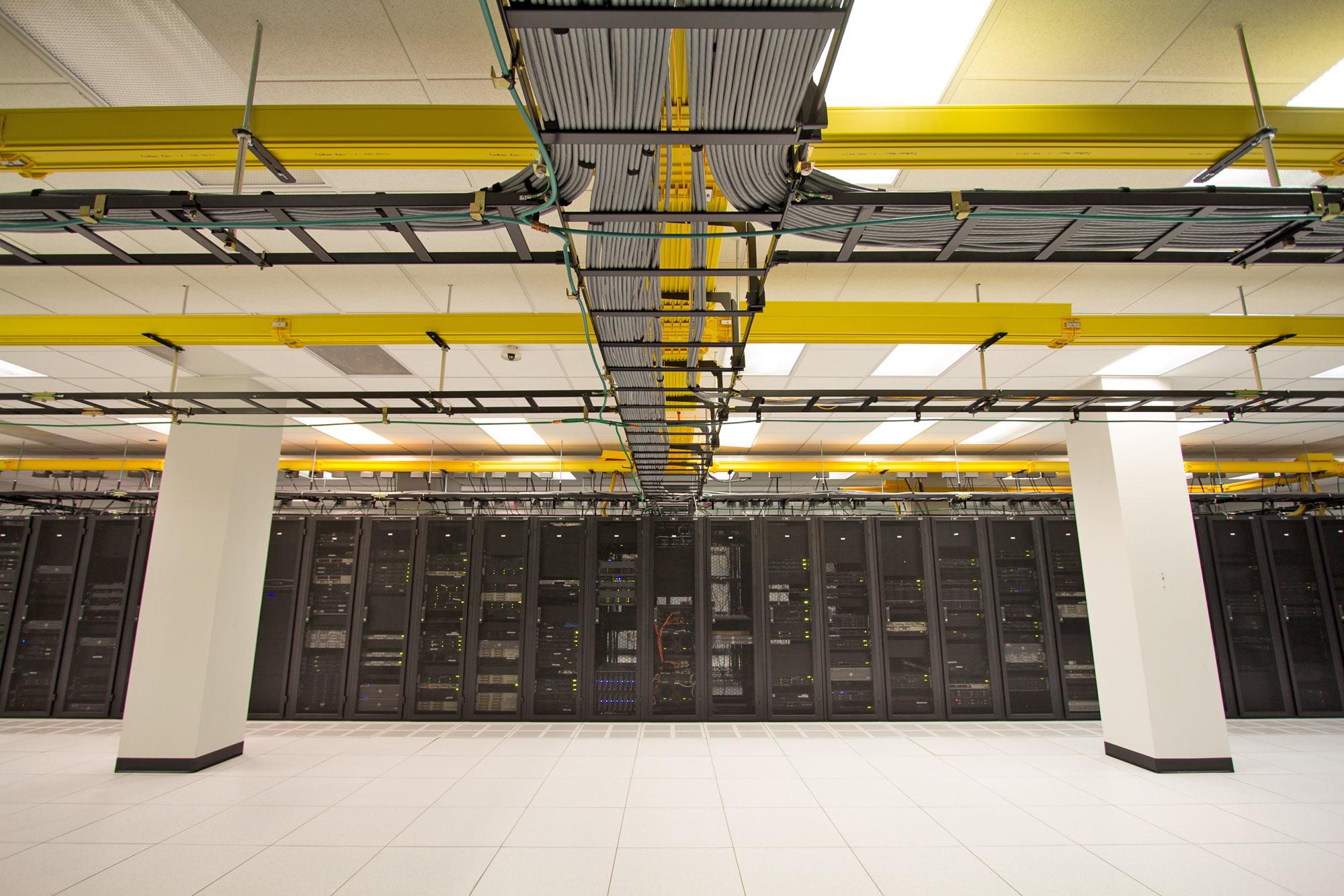 Дата-центр NY1 компании Webair: один из самых надежных дата-центров Tier II ...