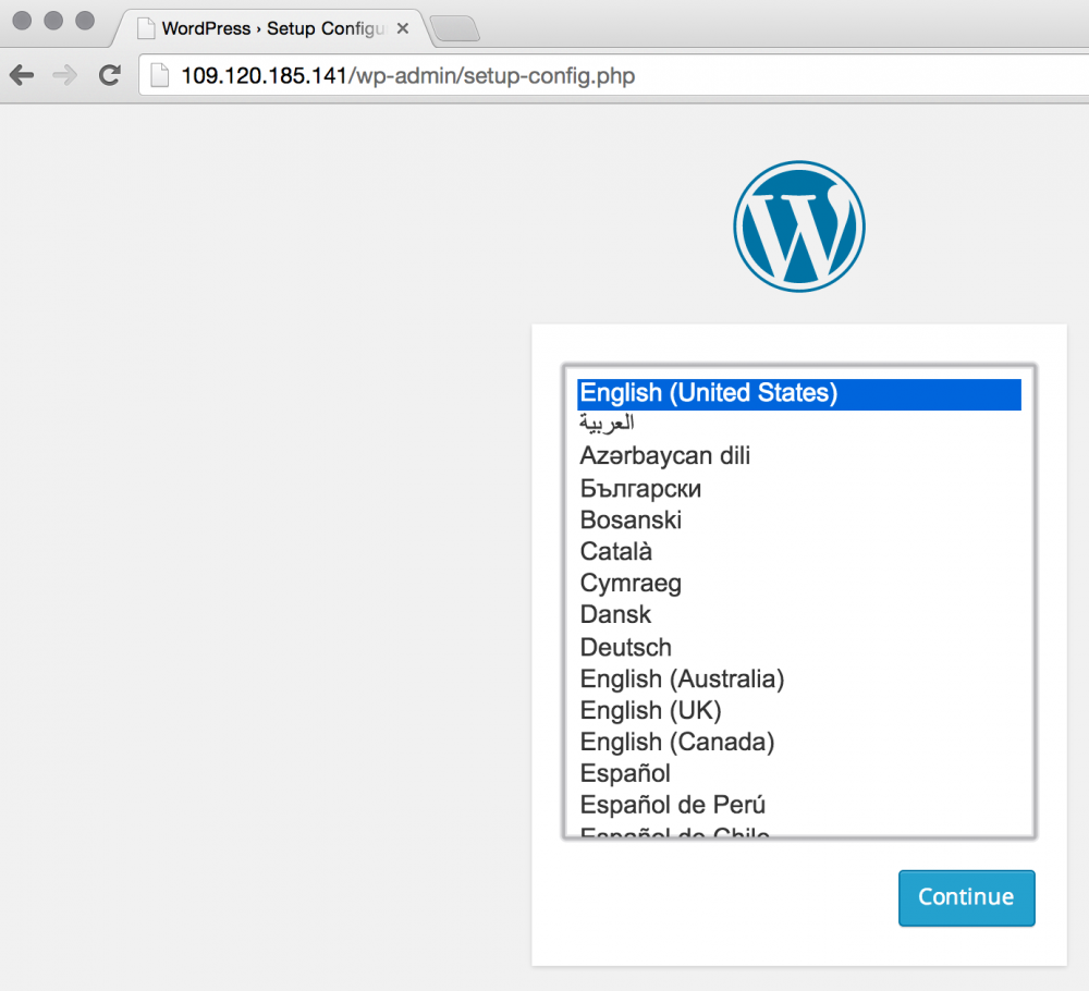 Как разместить нескорько сайтов wordpress на одном хостинге топ 10 сайты объявлений киева