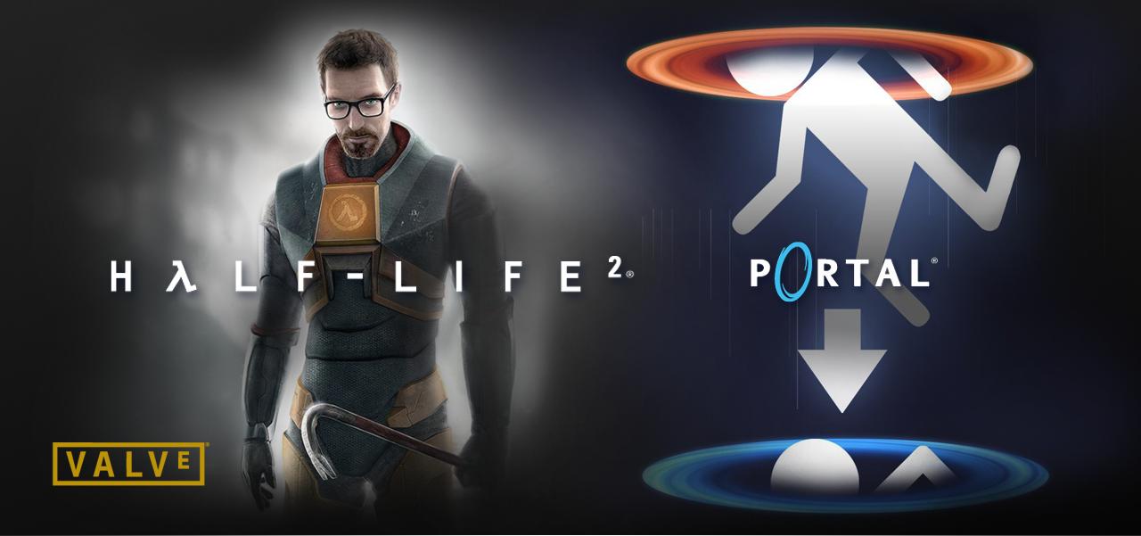 Half-Life 2 и Portal стали доступны на NVIDIA SHIELD