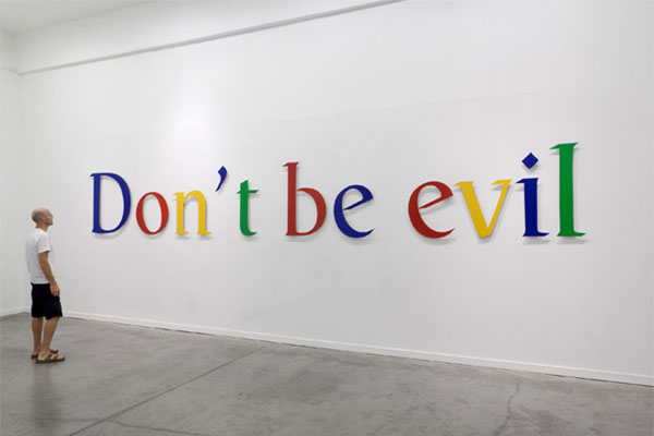 Google published 7 principles of ethics AI            For several months, Google has been fighting with Microsoft and Amazon for  the multimillion-dollar contract of the Pentagon  on cloud services and artificial intelligence systems (see            For several months, Google has been fighting with Microsoft and Amazon for  the multimillion-dollar contract of the Pentagon  on cloud services and artificial intelligence systems (see