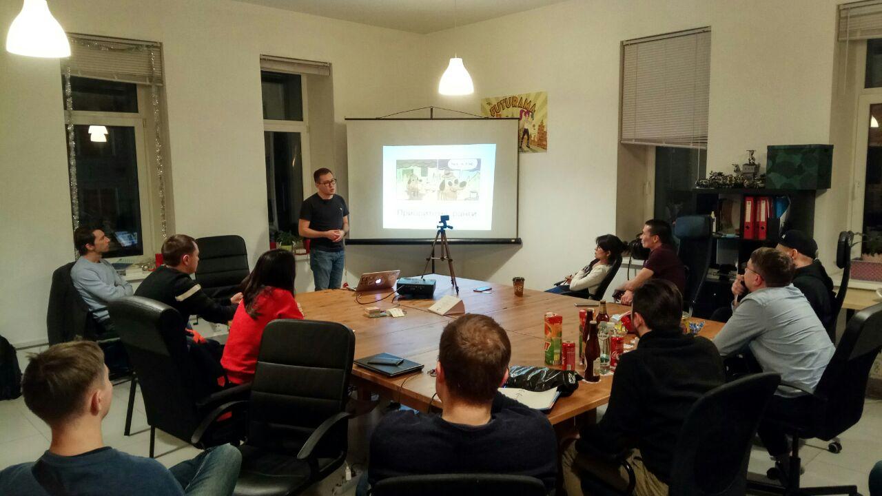 Atlassian User Group Ufa — первый блин не комом