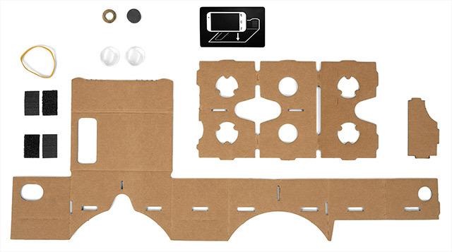 Google Cardboard. Виртуальная реальность из картона и ...